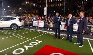 FOX Sports Thursday Night Football Toyota Halftime Partnership