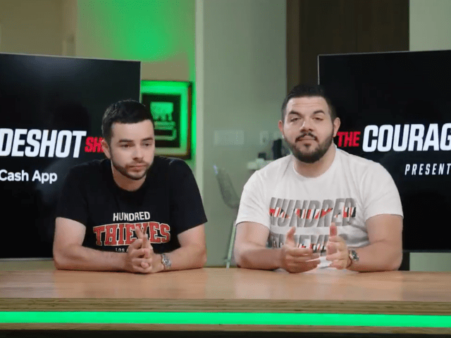 100 Thieves Swipes Deals w/ CouRage & Cash App