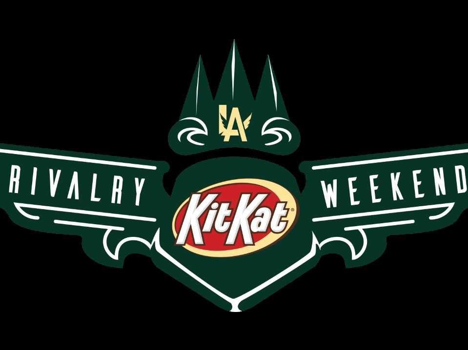 Los Angeles Valiant Break in Kit Kat Partnership