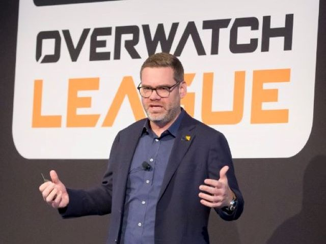Overwatch League Commissioner Nanzer Goes Epic