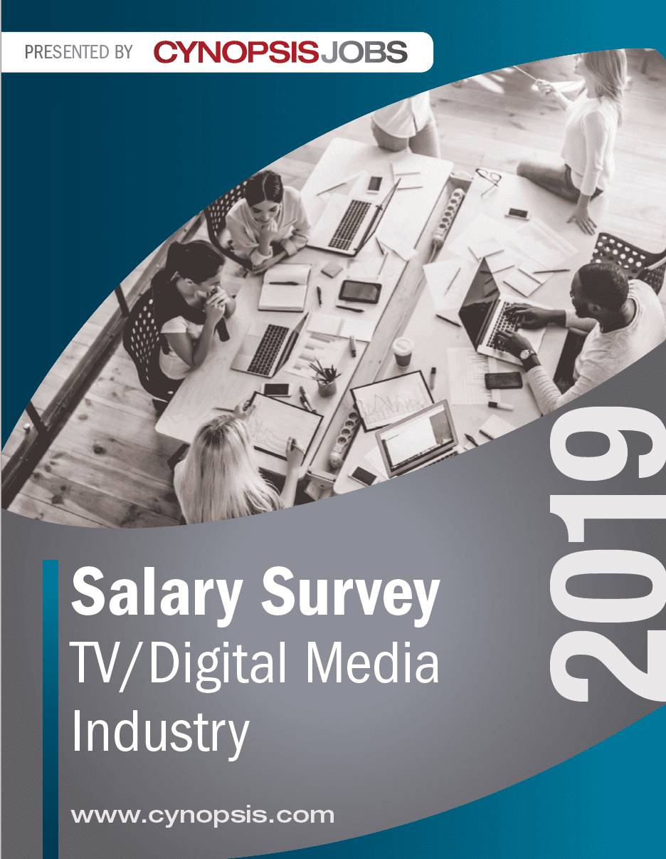 Cynopsis 2019 Salary Survey