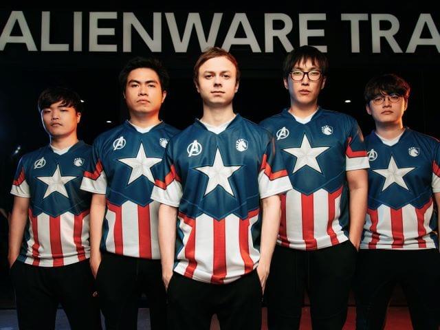 Team Liquid/Marvel Deal Takes Flight