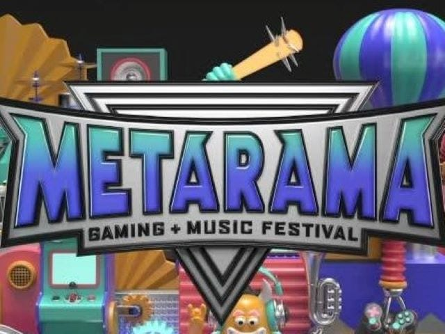 06/20/19: Newbie Las Vegas gaming festival Metarama unviled a lineup of A-list games and celebs for Oct