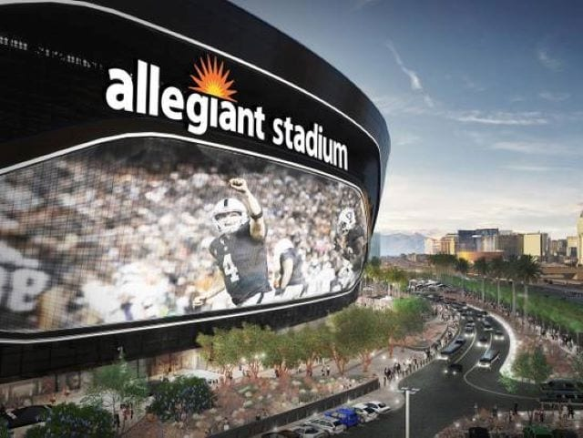 Twitch Clocks Deal with Raiders/Allegiant Stadium Fueled by Esports Spice