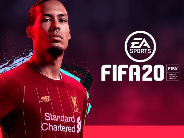 EA & FIFA Kick Off FIFA 20 Global Series