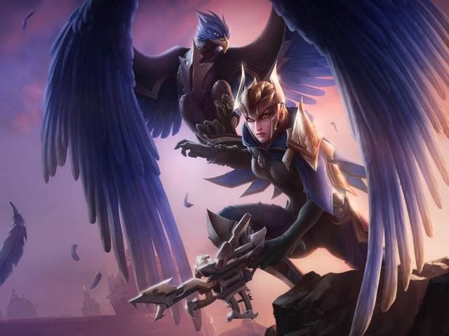 Red Bull Partnership Gives League of Legends Wings