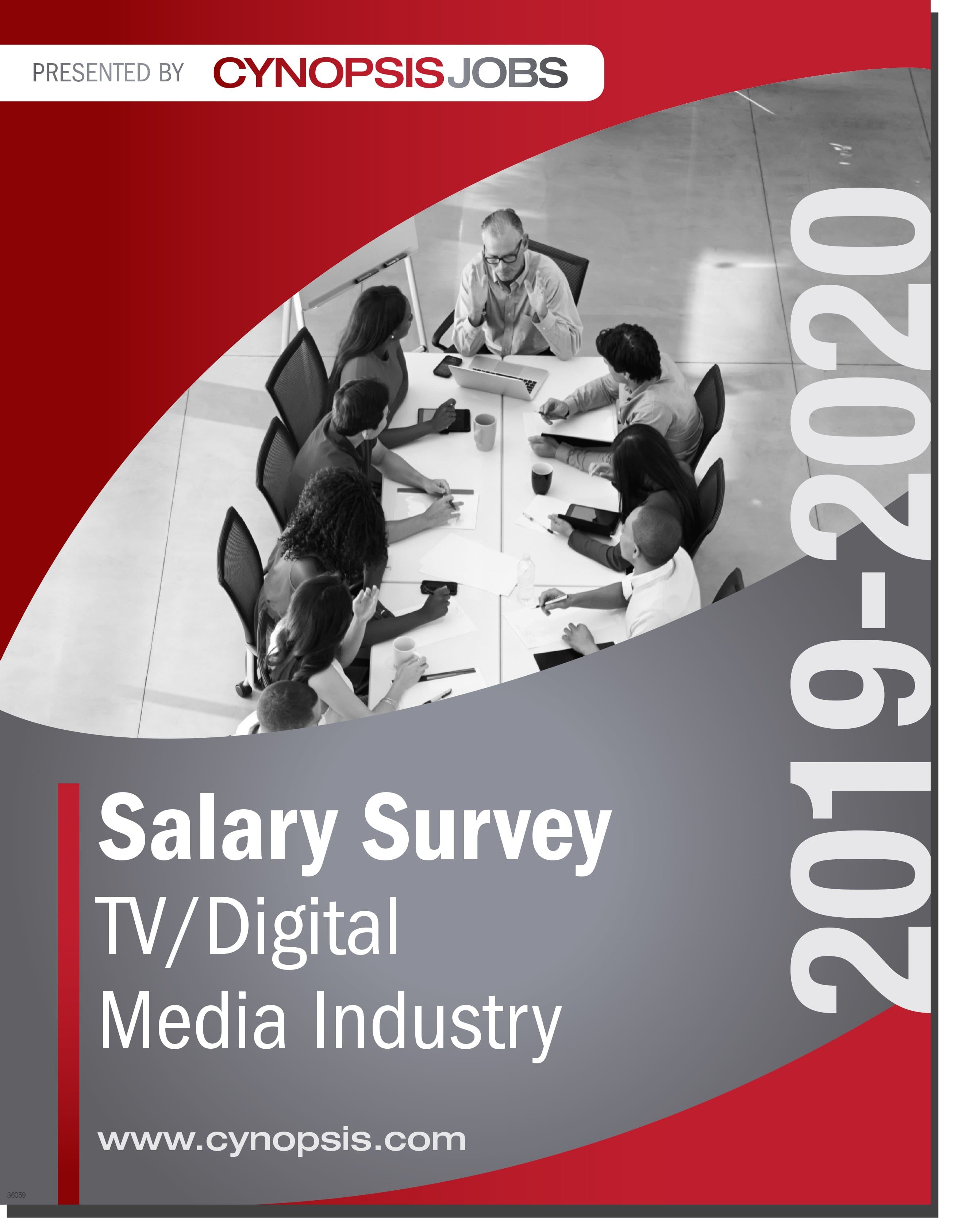2019-2020 Cynopsis Salary Survey Report