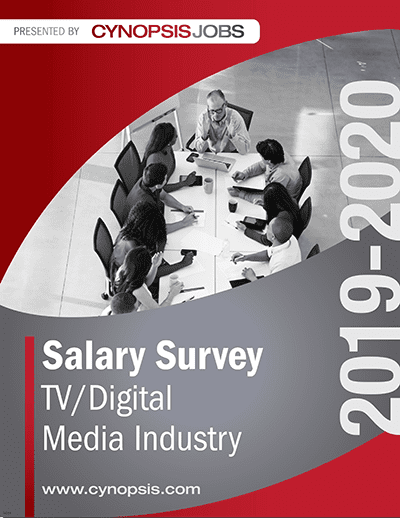 Cynopsis 2019-2020 Salary Survey