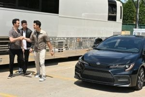 Viacom Velocity x Toyota Corolla: 2019 MTV VMAs