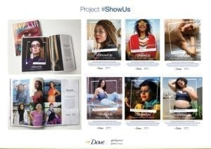 Project #ShowUs
