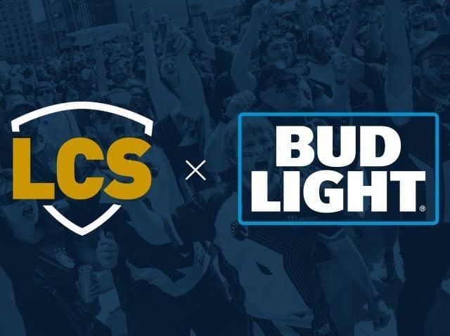 Bud Light Serves Up LCS Partnership