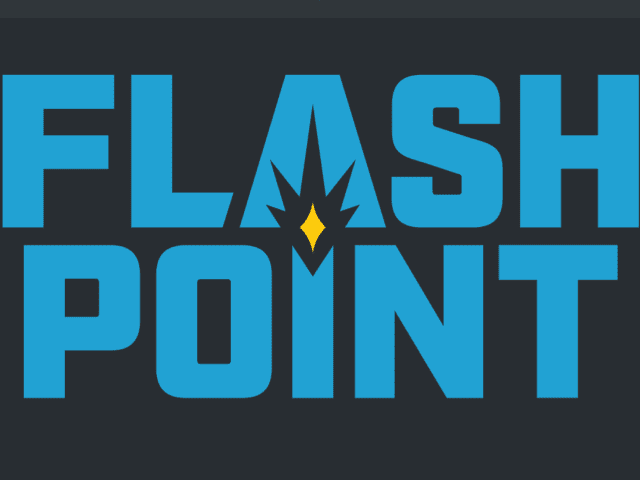 FLASHPOINT Opens with a Bang