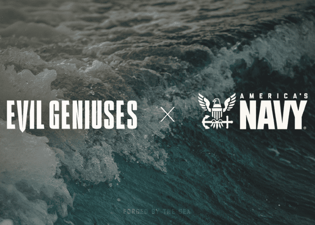 03/26/20: Evil Geniuses announced plans with America's Navy for content and a deeper partnership