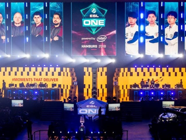 03/05/20: ESL and DHL extended their partnership for ESL One
