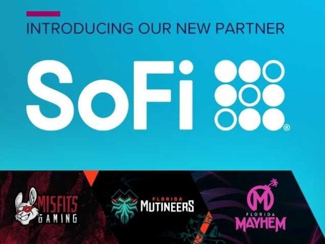 Misfits Gaming Rings Up SoFi Partnership