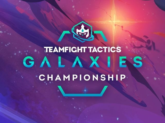 Teamfight Tactics: Galaxies Championship Prepares for Launch