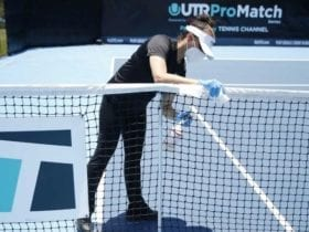 Solomon talks pivots for Tennis Channel
