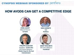 Cynopsis Webinar_How AVODs Can Get a Competitive Edge Starting Today