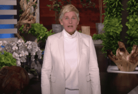 Ellen DeGeneres addresses workplace allegations on air