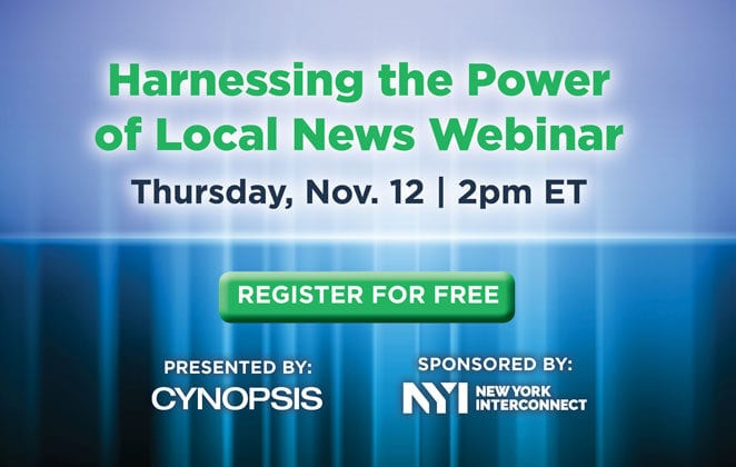 Harnessing the Power of Local News