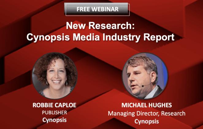 Cynopsis webinar: Media Industry Report
