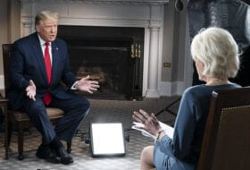 CBS reacts to POTUS posting 60 Minutes interview (Twitter)