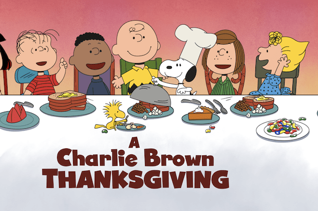 charlie brown thanksgiving 1.