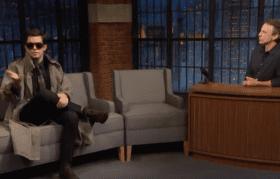 """John Mulaney joins """"Late Night"""" writing staff"""