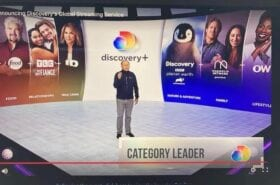 David Zaslav announces new streamer discovery+