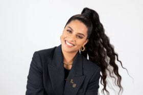 "A New Look for ""A Little Late with Lilly Singh"""