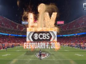 CBS' Super tech