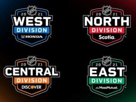 NHL brands divisions