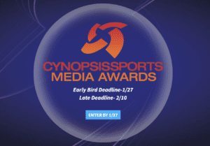 Cynopsis Sports Media Awards Call for Entries