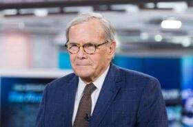 Tom Brokaw retiring from NBC