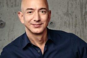 Jeff Bezos stepping down at Amazon