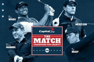 Capital One's The Match: Champions for Charity