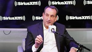 """Basketball & Beyond with Coach K"" with Mike Krzyzewski and Dave Sims"
