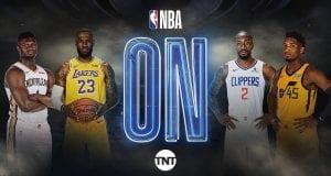 NBA Restart - 'ON', NBA on TNT