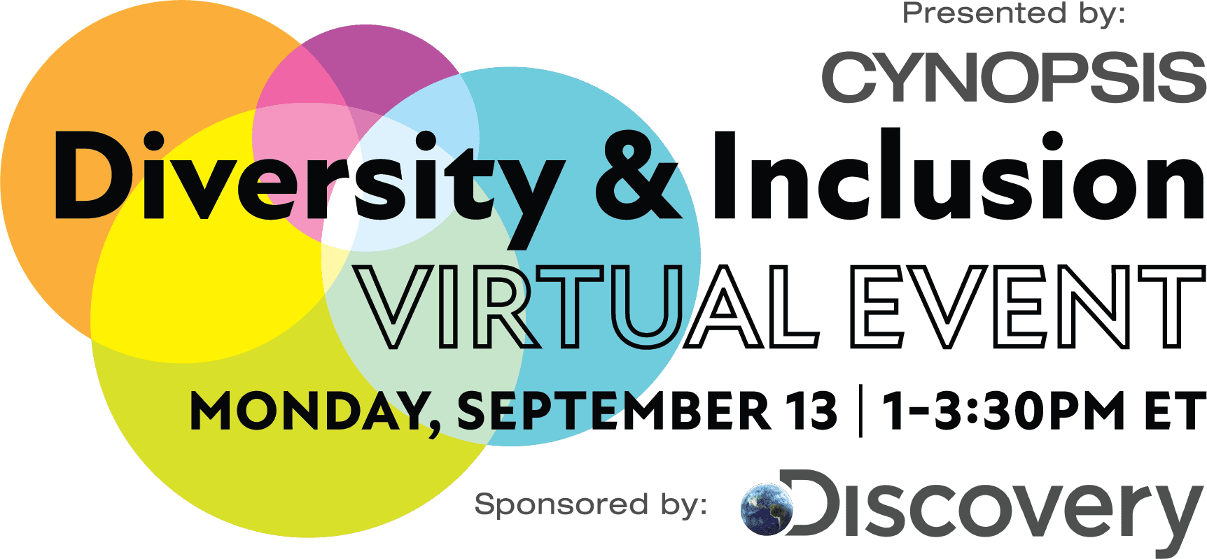 Cynopsis + Discovery Diversity & Inclusion Virtual Event on September 13