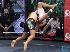 Combate Global's new home