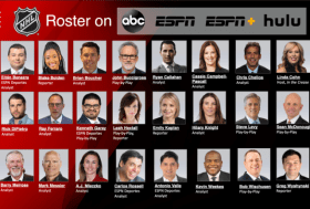 ESPN's hockey horde