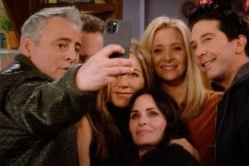 """""""Friends"""" reunion a win for HBO Max"""