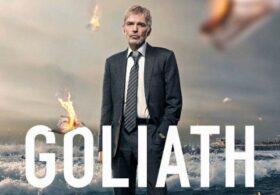 "Amazon sets premiere date for final season of ""Goliath"""
