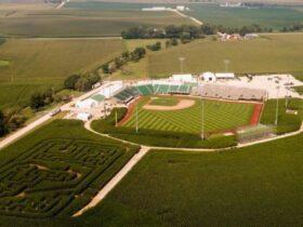 MLB's Field of Dreams
