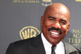 Here comes the judge, Steve Harvey, in unscripted ABC series