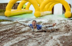 """What a mess: NBC cancels """"The Ultimate Slip 'N Slide"""""""