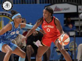 WNBA's big gains