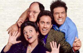 """Netflix sets """"Seinfeld"""" landing date"""