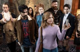 """CBS orders full season of """"Ghosts"""""""