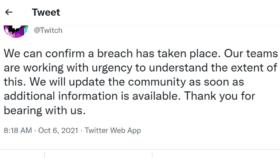Twitch breach takes spotlight